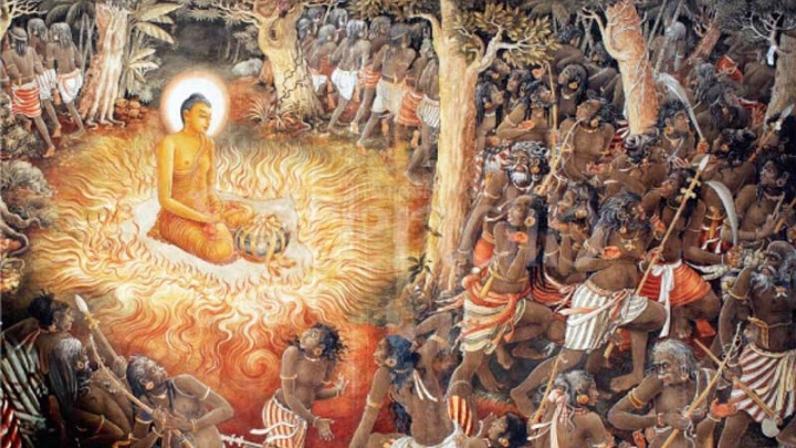 Duruthu Full Moon Poya Day, Sri Lanka