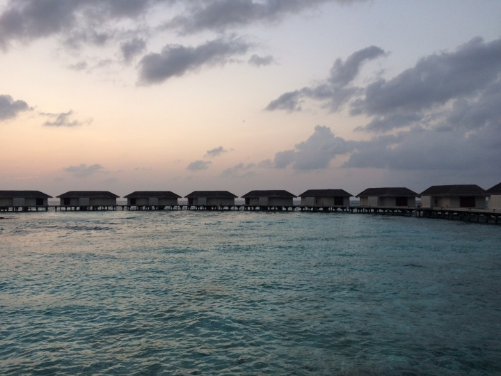 Traveling in the Maldives